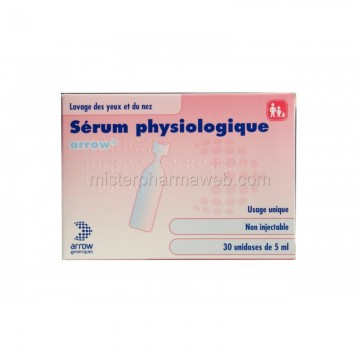 Sérum Physiologique