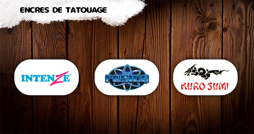 Encres de Tatouage