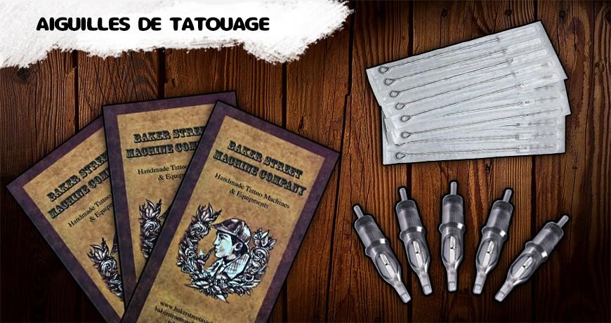 Aiguilles de Tatouage